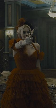 Harley Quinn from suicide squad 2