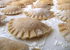Ravioli integrali con zucca e patate | Ricetta