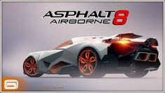 Asphalt 8 Airborne for Android, Windows Phone & iPhone Download MOD Apk/App