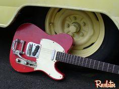 Revelator Guitars RetroSonic Dakota Red