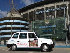 Fully wrapped taxis in Liverpool, Manchester and Southport will all display Miss G Couture's advertising, promoting the brand to consumers throughout the cities. Taxi Advertising, Uk Transport, Southport, City Streets, Manchester City, Liverpool, Transportation, Product Launch, Urban