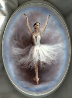 3 Ballet Exercises To Help You Shape Up For Summer Ballerina Painting, Ballerina Art, Ballet Art, Ballet Dancers, Ballerinas, Dancing Drawings, Art Drawings, Beautiful Paintings Of Nature, Foto Transfer