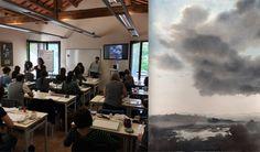 SOLD OUT per il Workshop di illustrazione dedicato all'acquerello con Marina Marcolin.  Sabato 16 aprile 2016. #marinamarcolin #scuolainternazionaledicomics #workshop #illustrazione #acquerello