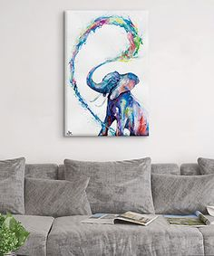 Another great find on #zulily! Marc Allante Veris Gallery-Wrapped Canvas #zulilyfinds