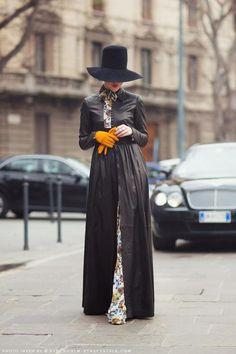 Ulyana Sergeenko- Street Style.13