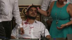 Seguidores de Maduro irrumpen con violencia en el Parlamento dejando decenas de heridos.   http://www.ledestv.com/es/noticias/noticias-internacional/video/seguidores-de-maduro-irrumpen-con-violencia-en-el-parlamento.-internacional/3650  #Venezuela