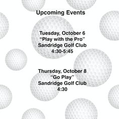 On this week's radar, we are looking forward to Go Play on Thursday at 10/8. For more information please email Roger Van Dyke at rogervandykeirgf@gmail.com or call 772-713-9593. Golf Training, Training Center, Golf Now, Athletic Scholarships, Florida Golf, Indian River County, Vero Beach Fl, Golf Lessons, Elementary Schools