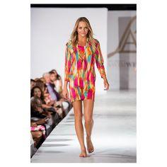 dc374e5500e58 Asher Marie Sundazed Joy Shift Dress Today s Fashion Trends, Kimono  Fashion, Swimsuit Cover,