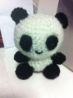Panda free on Ravelry