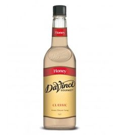 Da Vinci Classic Aromasirup Honey 1 l