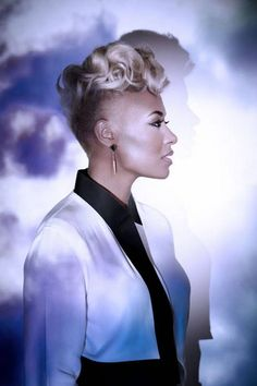 Emeli Sandé for the London Evening Standard