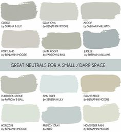 From sunset.com/neutrals that work better than white.