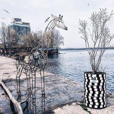 """""""Квартал искусств"""" в Днепропетровске"""