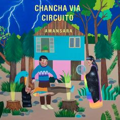 Listened to Jardines by Chancha Via Circuito from the album:...