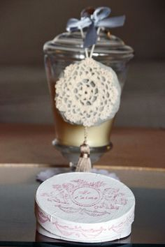 Levander homemade gift for Shabby Chic Lovers