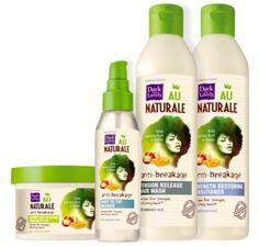 Dark and Lovely Launches Au Naturale Anti- Breakage Collection For Natural Hair Natural Hair Care Tips, Curly Hair Tips, Natural Hair Styles, Hair Dos, Braided Dreadlocks, Natural Hair Shampoo, Hair Milk, Black Hair Care, Hair Scalp