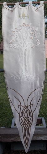 another banner for her medieval room..