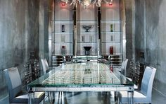 Top Interior Designers - Design Projects by Philippe Starck Philippe Starck – Maison Baccarat in Moscow