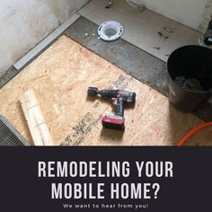 We would love to hear from you! Mobile Home Living, Home And Living, Remodeling Mobile Homes, Home Remodeling, Mobile Home Repair, Mobile Home Makeovers, Manufactured Home Remodel, Tiny Trailers, Mobile Home Decorating