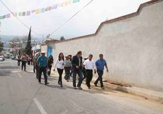 2 mdp de presupuesto participativo para mejora de imagen urbana en comunidad de Milpa Alta