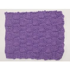 "Join America's needleworkers in making warm afghan blankets for those in need. Create 7""x9"" rect..."