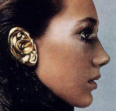 """Fashion Fiction"", Richard Avedon for Vogue February 1968"