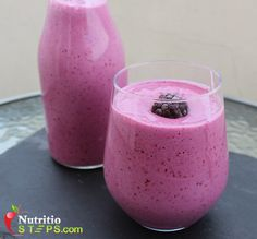 Fantastic Blackberry Boost Smoothie