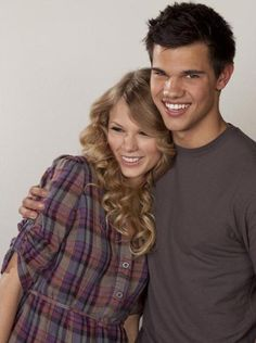 Taylor Squared. Cutest couple ever. <3