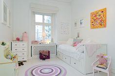La habitación de un pequeña princesa