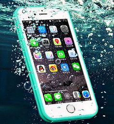 Waterproof 360 Degree Protected Dust Proof Phone Case Cover For iPhone 5 5S 5E 6…