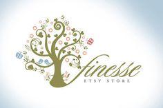 Tree Logo Design, pre-made logo