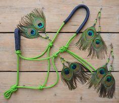 www.pegasebuzz.com | Equestrian Fashion : Horse Beads halter