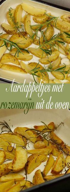 Aardappeltjes met rozemarijn uit de oven #kerst