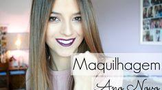 Maquilhagem para a Passagem de Ano   Ana Cunha