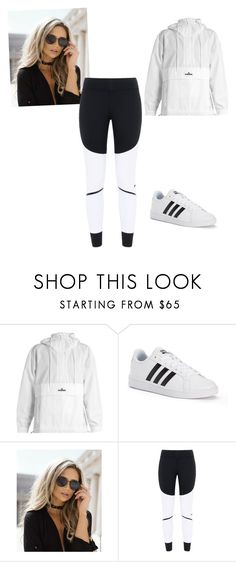 """Untitled #2483"" by vireheart ❤ liked on Polyvore featuring adidas"