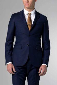 The Nanotech Navy Blue Suit