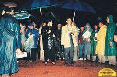 König Bhumibol und Königin Sirikit
