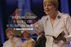 Commissioner Sylvia Cox at Boundless 2015