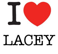 I Heart Lacey #love #heart
