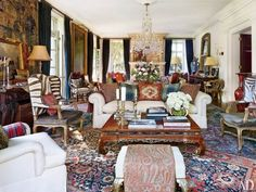 Image result for english sitting room