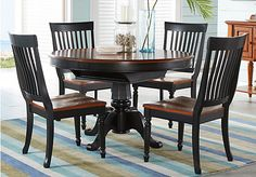 Affordable Round Dining Room Sets  Rooms To Go Furniture  Home New Rooms To Go Dining Room Set Design Inspiration
