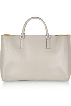Anya Hindmarch Ebury Maxi leather tote | NET-A-PORTER