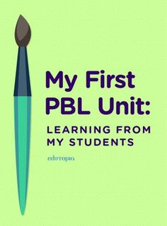 In her first PBL unit, a new teacher learns how giving her students voice and choice will ignite their passions and enhance their learning. Problem Based Learning, Inquiry Based Learning, Project Based Learning, Learning Resources, Teacher Resources, Teaching Technology, Technology Tools, Technology Integration, Instructional Strategies
