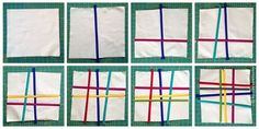 Pick Up Sticks quilt Quilting Templates, Quilting Tips, Quilting Projects, Quilting Designs, Quilt Patterns, Modern Quilting, Strip Quilts, Scrappy Quilts, Quilt Blocks