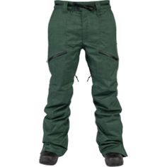 L1 Field Pant - Men's,Snowboard > Snowboard Clothing > Men's… Snowboarding Outfit, Snowboard Pants, Camping Essentials, Hiking Gear, Outdoor Gear, Pine, Clothing, Pine Tree, Outfits