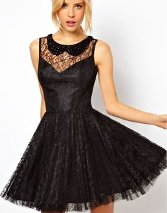 dresses with lace - Google Search