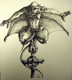 Lexington - Gargoyles by charcoal-almighty on deviantART
