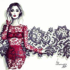 myfashion_diary: Иллюстратор Shamek Bluwi