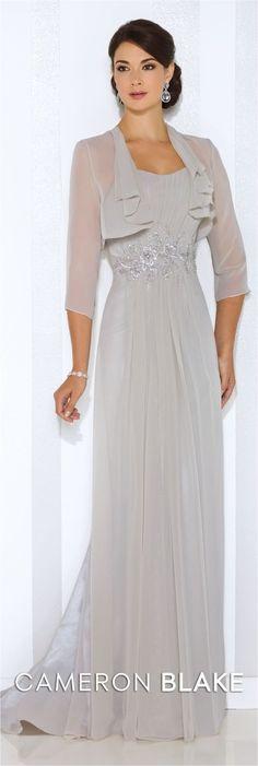 Elegant Mother Of The Bride Dresses Trends Inspiration & Ideas (168)