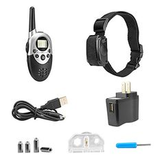 Amazon.com : Wolfwill Waterproof and Rechargeable Remote Dog Training Shock Collar with Beep, Vibration and Shock Electronic Collar for 1 Dog : Wolfwill : Pet Supplies